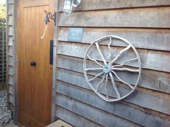 Barn - Entrance