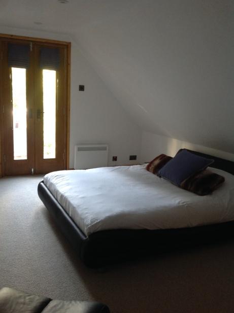 Barn - Main Sleeping Area