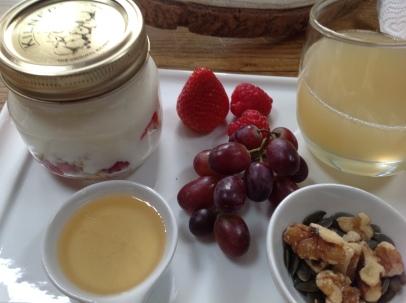 Ivy House Breakfast Yoghurt