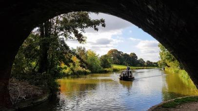 North Wessex AONB Canal Bridge