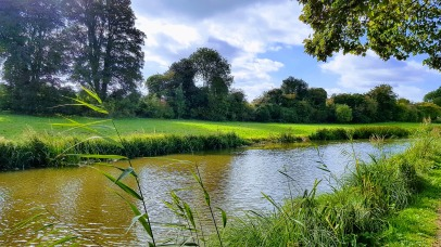 North Wessex AONB Canal Walk