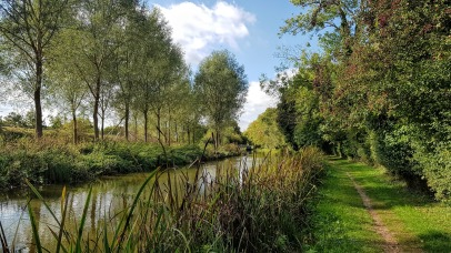 North Wessex AONB Countryside and Canal Path